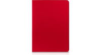 "Macally FOLIOPA2-R 9.7"" Custodia a libro Rosso custodia per tablet"