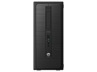 HP 600 G1 MT 3.3GHz i5-4590 Microtorre Nero PC