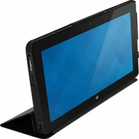 "DELL 460-BBNC 10.8"" Custodia a libro Nero custodia per tablet"