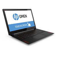 "HP OMEN 15-5011tx 2.5GHz i7-4710HQ 15.6"" 1920 x 1080Pixel Touch screen Nero Computer portatile"