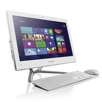 "Lenovo IdeaCentre C360 2.9GHz i3-4130T 19.5"" 1600 x 900Pixel Bianco PC All-in-one"