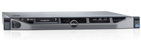 DELL PowerEdge R220 3.5GHz E3-1241V3 250W Rastrelliera (1U) server