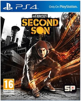 Sony inFAMOUS Second Son Basic PlayStation 4 Francese videogioco
