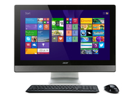 "Acer Aspire Z3-615 2GHz i5-4590T 23"" 1920 x 1080Pixel Touch screen Argento PC All-in-one"