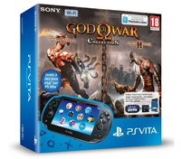"Sony PlayStation Vita Wi-Fi 5"" Touch screen Wi-Fi Nero console da gioco portatile"