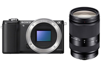 Sony a5000 + 18 - 200mm MILC 20.1MP CMOS 5456 x 3632Pixel Nero