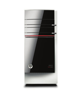 HP ENVY 700-520nz 3.2GHz i5-4460 Microtorre Nero, Rosso PC
