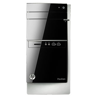 HP Pavilion 500-530nz Microtorre Nero PC