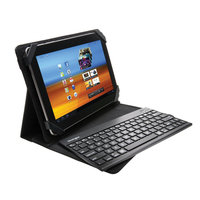 Kensington P3538-K39519US Micro-USB QWERTY Inglese US Nero tastiera per dispositivo mobile