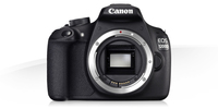 Canon EOS 1200D 18-55 IS II Kit Kit fotocamere SLR 18MP CMOS 5184 x 3456Pixel Nero