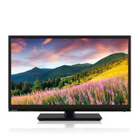 "Toshiba 24W1543DG 24"" HD Nero LED TV"