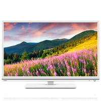 "Toshiba 24W1544DG 24"" HD Bianco LED TV"