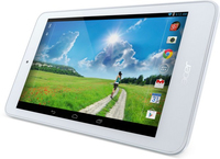 Acer Iconia B1-750 16GB Bianco tablet