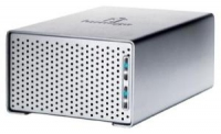 Iomega UltraMax Plus Hard Drive Array - 1TB - 2 x 500GB USB, FireWire, eSATA 500GB disco rigido esterno