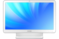 "Samsung DM500A2J 1.7GHz 3558U 21.5"" 1920 x 1080Pixel Bianco PC All-in-one"