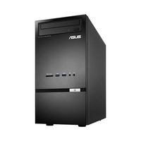 ASUS K K30BF-BE014S 3.1GHz A8-7600 Nero PC