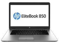 "HP EliteBook 850 G2 2.4GHz i7-5500U 15.6"" 1920 x 1080Pixel Touch screen 4G Argento Computer portatile"