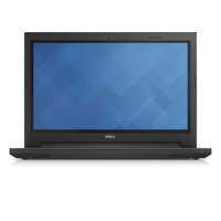 "DELL Inspiron 14 3442 1.7GHz i3-4005U 14"" 1366 x 768Pixel Touch screen Nero Computer portatile"