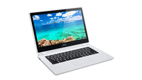 "Acer Chromebook CB5-311P-T9AB 2.1GHz CD570M-A1 13.3"" 1366 x 768Pixel Touch screen Bianco Chromebook"