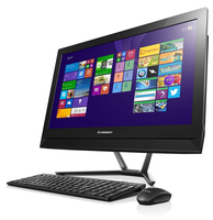 "Lenovo C C50-30 1.7GHz i3-4005U 23"" 1920 x 1080Pixel Touch screen Nero PC All-in-one"