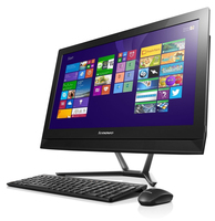 "Lenovo C C50-30 1.7GHz i5-4210U 23"" 1920 x 1080Pixel Touch screen Nero PC All-in-one"
