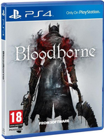 Sony Bloodborne, PS4 Basic PlayStation 4 videogioco