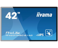 "iiyama TF4237MSC-B1AG 42"" 1920 x 1080Pixel Multi utente Nero monitor touch screen"