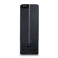 Acer Aspire XC703 2.41GHz J2900 Scrivania Nero PC