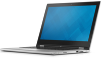 "DELL Inspiron 7347 1.9GHz i3-4030U 13.3"" 1366 x 768Pixel Touch screen Argento Computer portatile"