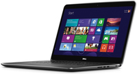 "DELL XPS 15 2.3GHz i7-4712HQ 15.6"" 3840 x 2160Pixel Touch screen Argento Computer portatile"