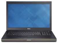 "DELL Precision M6800 2.9GHz i7-4910MQ 17.3"" 1920 x 1080Pixel Nero Workstation mobile"