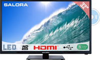 "Salora 32LED2605D 32"" HD Nero LED TV"