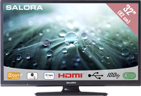 "Salora 32LED9100C 32"" HD Nero LED TV"