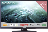 "Salora 28LED9100C 28"" HD Nero LED TV"