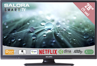 "Salora 28LED9102CS 28"" HD Smart TV Nero LED TV"