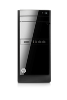 HP 110-417c 2.41GHz J2900 Microtorre Nero PC
