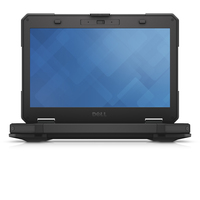 "DELL Latitude 5404 1.7GHz i7-4650U 14"" 1366 x 768Pixel Touch screen 4G Nero Computer portatile"