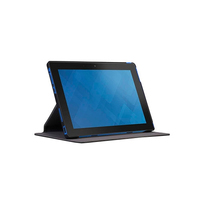 "DELL 460-BBRE 10.8"" Custodia a libro Nero custodia per tablet"
