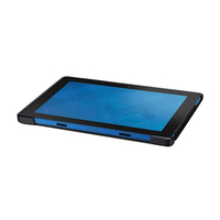 "DELL 460-BBRF 10.8"" Cover Nero custodia per tablet"
