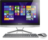 "Lenovo IdeaCentre B50-30 2.2GHz i7-4785T 23.8"" 1920 x 1080Pixel Touch screen Nero, Argento PC All-in-one"