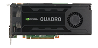 DELL 490-BCJB Quadro K4200 4GB GDDR5 scheda video