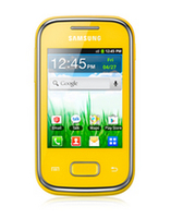 Samsung Galaxy Pocket GT-S5300 SIM singola 3GB Giallo
