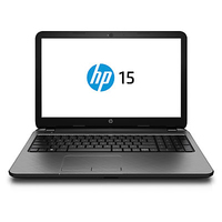 "HP 15-r104nw 2.16GHz N2840 15.6"" 1366 x 768Pixel Argento Computer portatile"