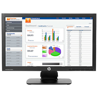 HP ProDisplay P202m 20-inch Monitor (ENERGY STAR) monitor piatto per PC