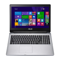 "ASUS Transformer Book TP550LD-CJ111H 1.9GHz i3-4030U 15.6"" 1366 x 768Pixel Touch screen Nero, Grigio Ibrido (2 in 1)"