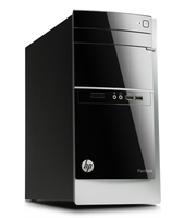 HP Pavilion 500-211kx 3GHz G3220 Microtorre Nero PC