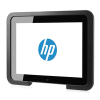 HP ElitePad Mobile Retail Solution 64GB Argento tablet