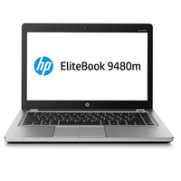 HP EliteBook Folio 9480m Notebook PC (ENERGY STAR) Bundle