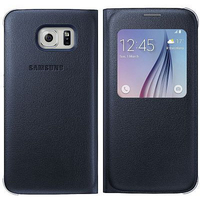 Samsung S View Cover Cover Nero
