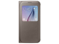 Samsung S View Cover Cover Oro